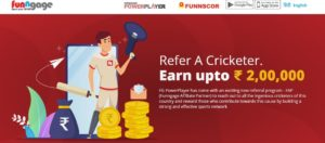 Funngage Refer and Earn Offer