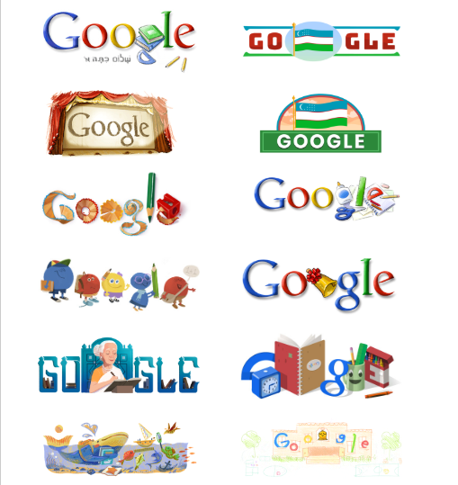 Google Sucks Logo Design