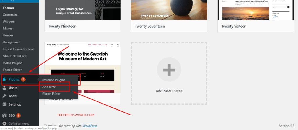 install google site kit WordPress