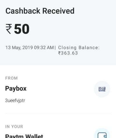 paybox payment proof
