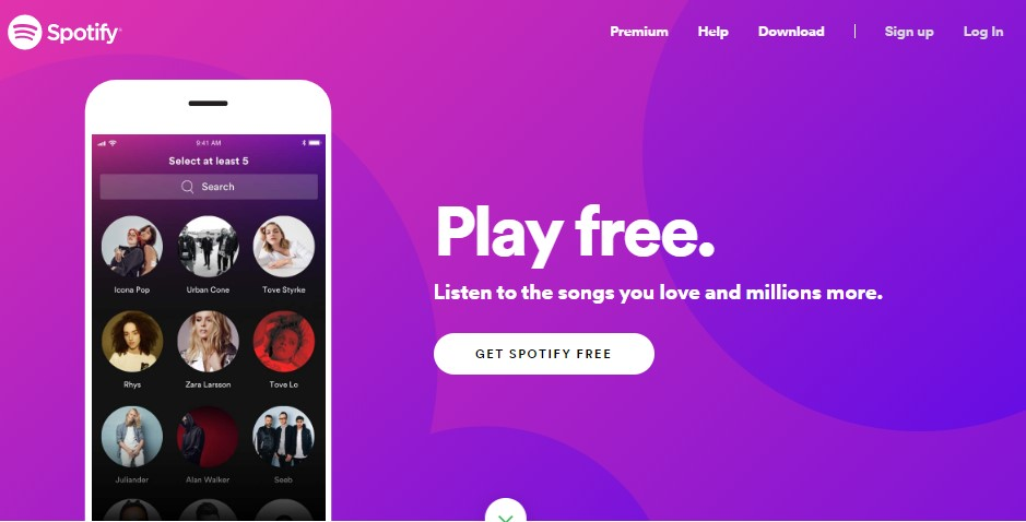 Features Of Spotify Premium Apk