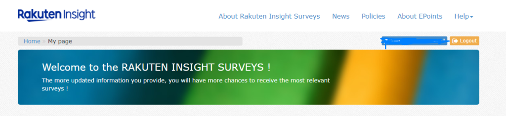 Rakuten Insights Best Online Survey Site to earn Money