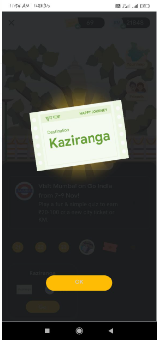 Get Kaziranga Ticket Go India