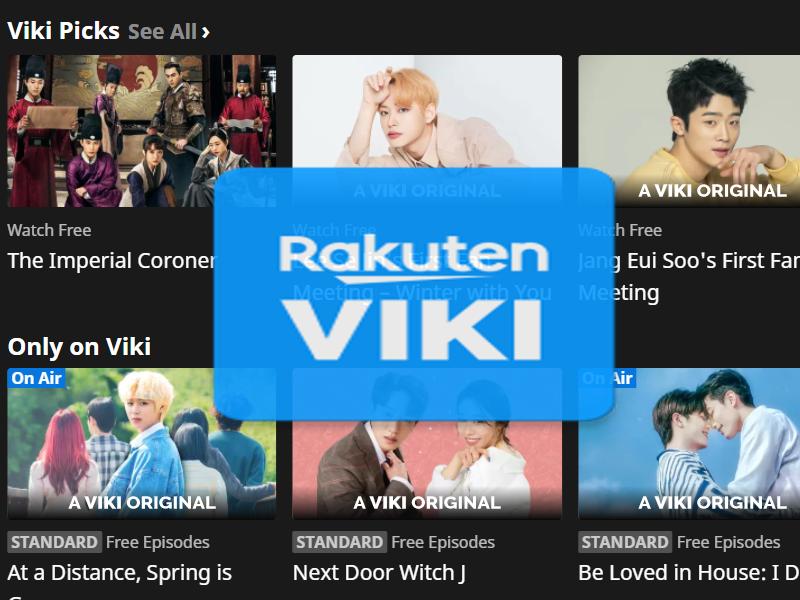 Rakuten VIKI Premium Subscription Accounts